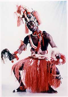 Le Ballet National du Senegal