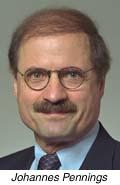 Johannes Pennings