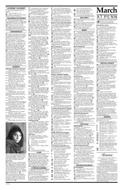 Print March Calendar
