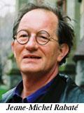 Jean-Michel Rabaté