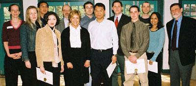 2003 Awardees