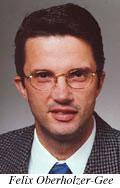 Felix Oberholzer-Gee