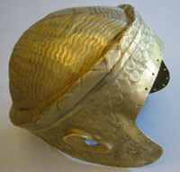 Golden Helmet of Meskalamdug