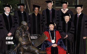 Honorary Degree Recipients