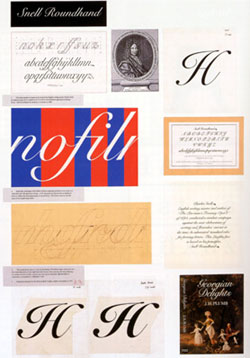 fonts of Matthew Carter