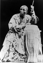 Drummers of West Africa