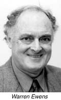 Warren Ewens