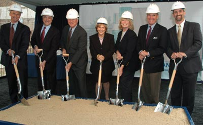 Skirkanich Groundbreaking