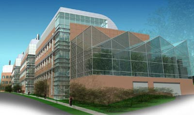 Life Sciences Bldg.