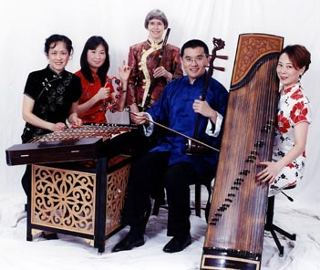 Peter Tang's Chinese Ensemble