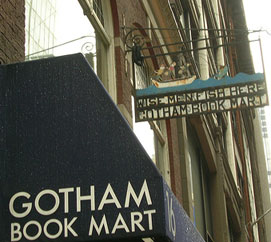 gothambook mart