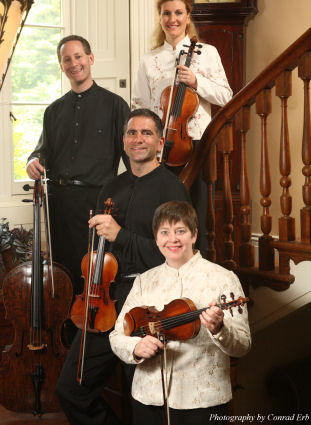 Hire Sky String Quartet for your event Entertainment Nation