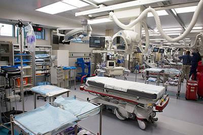 Penn Presbyterian Medical Center Emergency Room