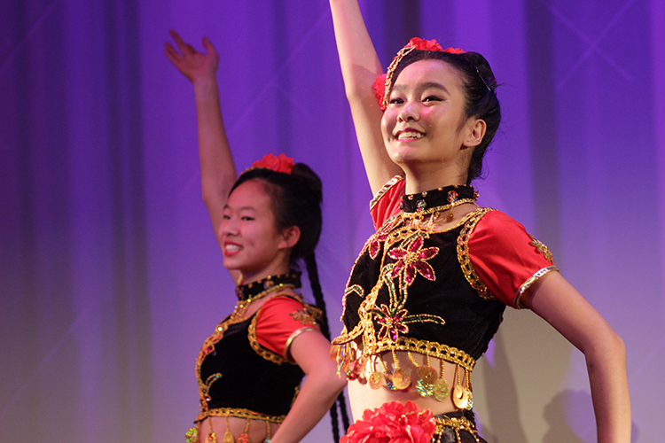 caption: A photo from last year's Lunar New Year celebration at IHP.