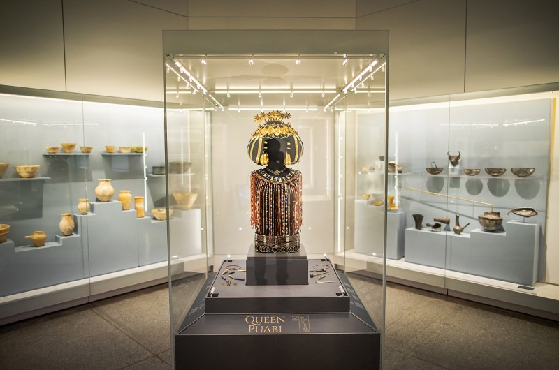 Exploring An Ongoing Human Story In Penn Museum's New Middle East Custom Interior Design Schools In Pennsylvania Collection