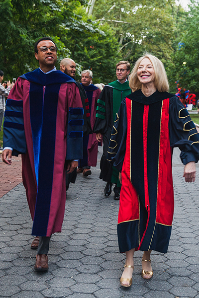 Penn Provost and President