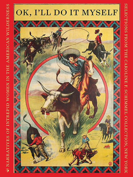 caption: Rodeo Poster, Milwaukee, 1905